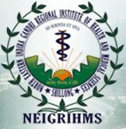 NEIGRIHMS Recruitment 2021: 18 Junior Resident Doctors Vacancy