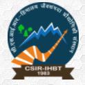 IHBT Recruitment 2021: 17 Scientist & Technical Vacancy